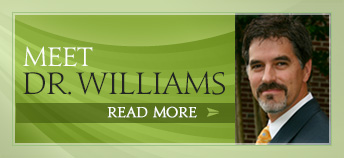 Meet Dr. Williams